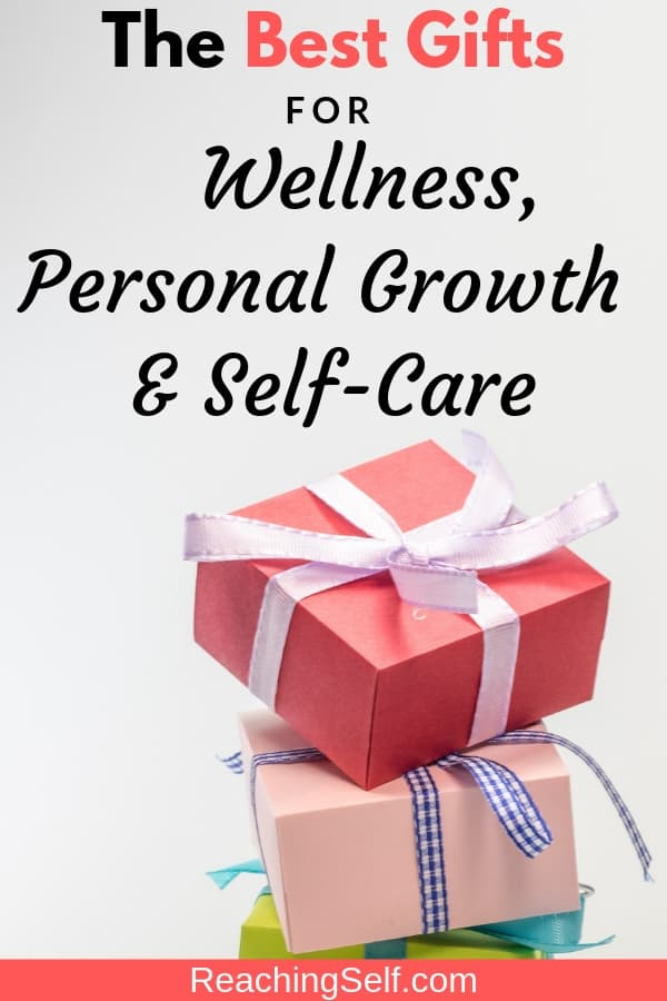 Give the gift of growth, personal growth, and self-care with this list of 10 top gifts to improve and simplify someone's life.
