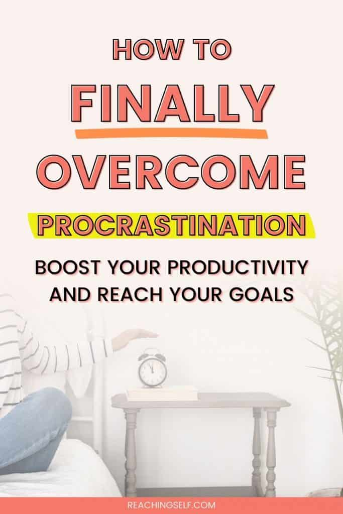 Learn how to overcome procrastination with this guide - boost your productivity and reach your goals